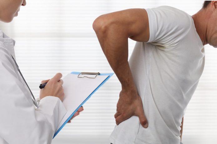 ورزش های کمر درد